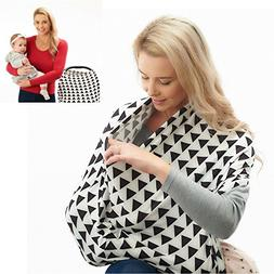 Nursing Breastfeeding Privacy Cover Scarf - Nourishify Multi