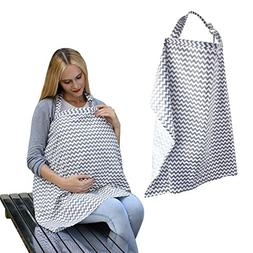 Accmor nursing cover for breastfeeding,Unisex Breastfeedin