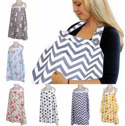 Nursing Cover for Breastfeeding Privacy EXTRA WIDE Free Prem