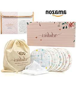 Best Nursing Pads for Breastfeeding Moms, Eco-Friendly Organ