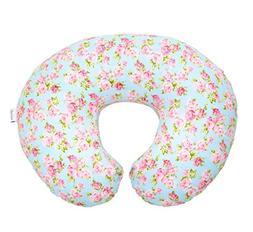 Premium Quality Nursing Pillow Cover by Mila Millie - Blue C