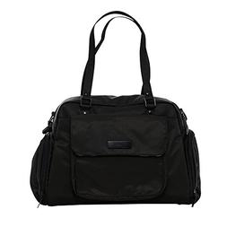 JuJuBe Be Pumped Insulated Breast Pump Bag, Onyx Collection