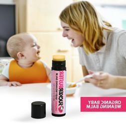 *Suckerbuster Organic Baby Weaning Balm.10oz 3g Stop Breastf