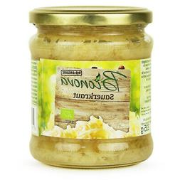 Organic Sauerkraut - Uncooked  340g. Delivery is Free