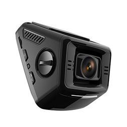 Pruveeo P3 2.4-Inch LCD FHD 1080P Dash Cam, 170 Degree Wide