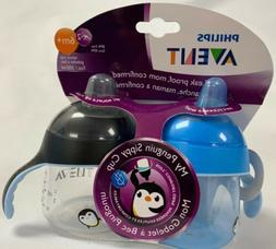 Philips AVENT My Penguin 7 oz Special Edition Sippy Cup, BPA