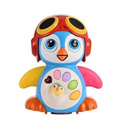 ThinkMax Baby Penguin, Kid Musical Penguin Toys, EQ and Inte