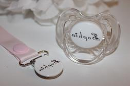 Personalized Pacifier, AVENT Style Teat Available, Personali