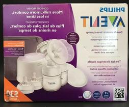 Philips Avent Comfort Double Electric Breast Pump SCF334/22