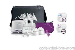 PHILIPS AVENT COMFORT DOUBLE ELECTRIC Extracts more milk in