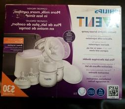 Phillips Avent Double Electric Breast Pump Brand New