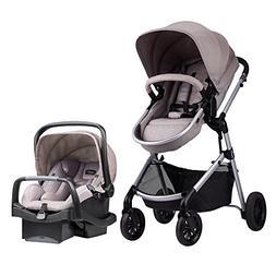 Evenflo Pivot Modular Travel System with Safemax Infant Car