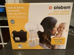 Medela Pump In Style Advanced Breast Pump with On-the-go Tot