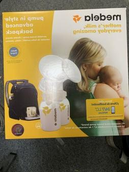 Medela-Pump-In-Style-Advanced Double Breast Pump With Backpa
