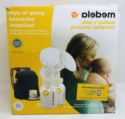 Medela Pump in Style Backpack Portable Double Electric Mobil