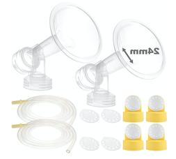 Pump Parts for Medela PISA 2 Medium 24mm Baby Feeding Pump I