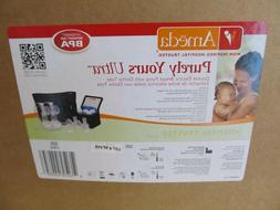 New Sealed Ameda Purely Yours Ultra Portable Double Breast P
