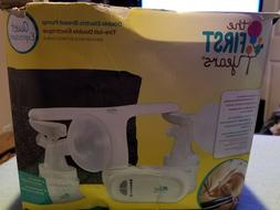 quiet expressions double electric breast pump