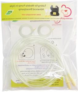Replacement Tubing, 2-Count, for Medela Pump In Style Advanc