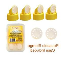 Replacement Valve and Membrane for Medela Breastpumps , 4x V
