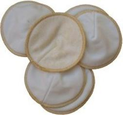 Mother-Ease Reusable Cloth Nursing Pads - Bamboo  - Eco-Frie