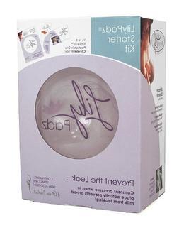LilyPadz® Reusable Silicone Nursing Pads Starter Kit Single