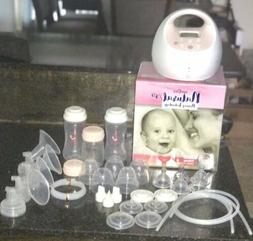 Spectra S2 Plus Electric Breast Pump with Extra Accessories