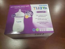 PHILIPS Avent SCF013/37 - 3 Pack 9oz Natural BPA-free Baby B