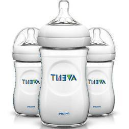Philips SCF01337 Avent 9oz Natural Baby Bottle - 3 Pack SCF0