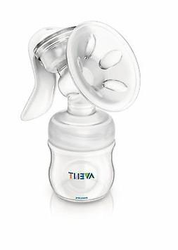 Avent SCF330/20 Manual Breast Pump-Quiet, Effortless & Porta
