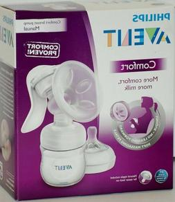 Philips AVENT SCF330 Manual Comfort Breast Pump - New/Sealed