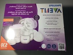 Philips Avent SCF334/22 - Double Electric Breast Pump - NIB