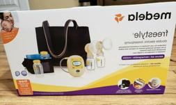 SEALED Medela Freestyle Double Electric Breast Pump DELUXE S