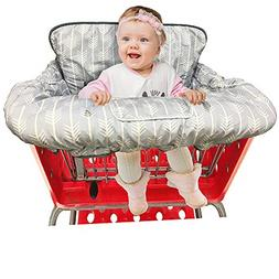 Baby Shopping Cart Cover High Chair Cover for Baby Grocery C