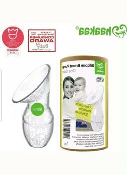 Haakaa Silicone Breastfeeding Manual Breast Pump Milk Pump 1
