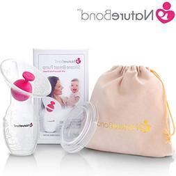 silicone manual breast breastfeeding milk