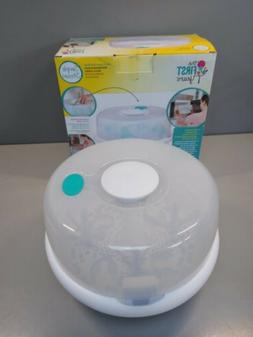 The First Years Simple Steam TOMY Microwave Sterilizer