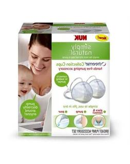 NUK Simply Natural Freemie Collection Cups BRAND NEW - FREE