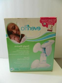 Evenflo Single Lightweight Electric Breast Pump Comfortable