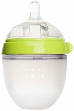 Infant Comotomo Slow Flow Baby Bottle, Size One Size - Green