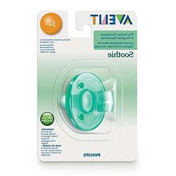 Phillips Avent Soothie Pacifier Green 3 m+