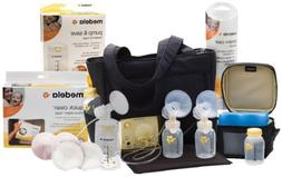 Medela Starter Kit - Pump In Style Advanced On-The-Go Tote!