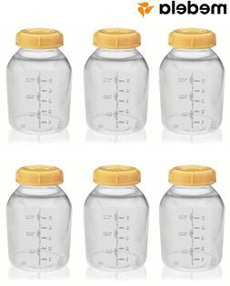 Medela Breast Milk Storage Collection Bottle with Lid 5 oz/