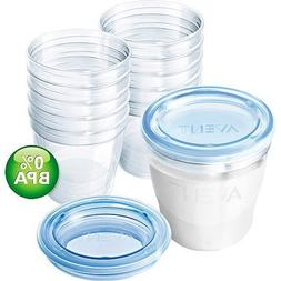 Philips AVENT Storage System for Easy Breast Milk Collection