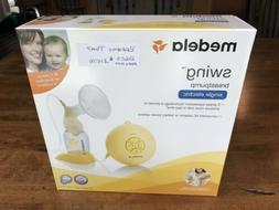 MEDELA SWING BREAST PUMP SINGLE ELECTRIC  MODEL #67050 NEW,