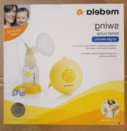 Medela Swing Single Electric Breast Pump Kit  Brand New Fact