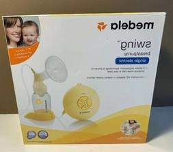 Medela Swing Single Electric Breast Pump Kit NEW SEALED BOX
