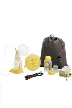 Medela Swing Single Electric Breast Pump Kit Portable Lightw