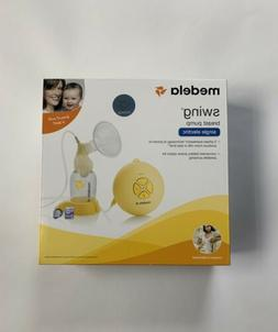 Medela Swing Single Electric Breast Pump Kit Portable Lightw
