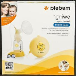 Medela Swing Single Electric Breast Pump Compact And